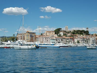 Centre-ville - Croisette apartment rental - Cannes port
