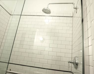 Classic Subway Tile Shower_ High Pressure