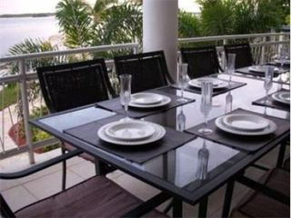 Key Largo house photo - Dine al fresco with ocean views