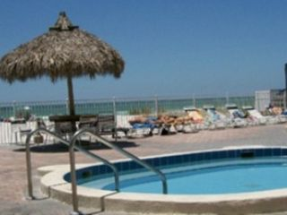 Redington Shores condo photo - Oceanfront Hot TUB- WOW!