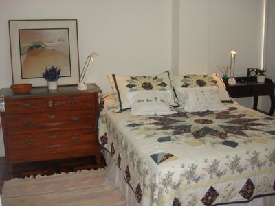 Copacabana apartment rental - Double bed room
