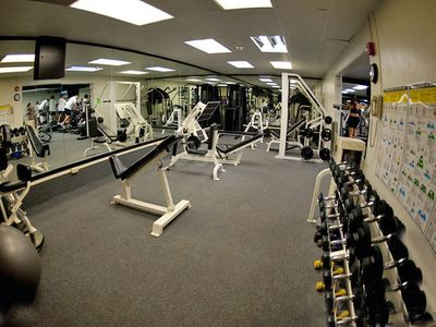 On-site Fitness Center.
