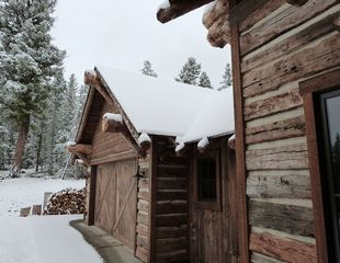Big Sky house photo - Under Snow
