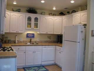 Port St. Joe cottage photo - Beautifully Remodeled Kitchen