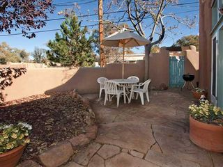 Santa Fe house photo - Outdoor Dining Area - Santa Fe, NM