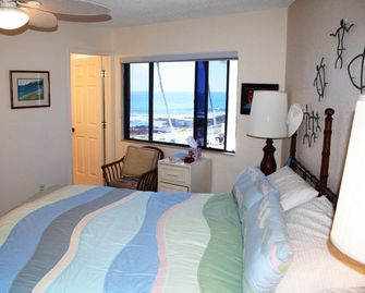 Master bedroom in our other VRBO #386170 - 2 bed, 2 bath at the Kona Reef!