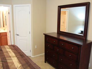 Master suite - Mesa townhome vacation rental photo