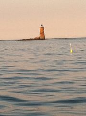 Kittery house photo - Whaleback Light is just one of the many historical attractions