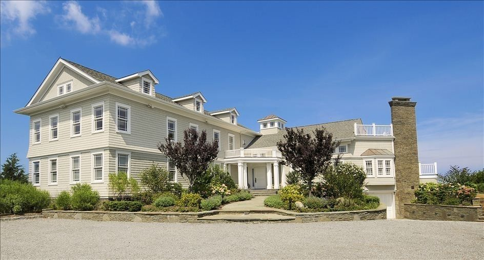 Exquisite new home with private beach homeaway east for East hampton vacation rentals