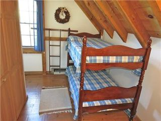 Orleans house photo - BR #4 has junior bunks