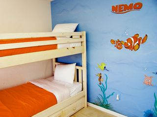 Terra Verde villa photo - Bedroom 7: Finding Nemo theme