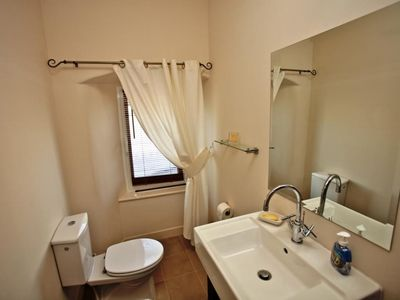 Milna villa rental - Separate WC