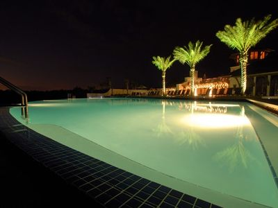 Just Opened World Class Beach Club Night View