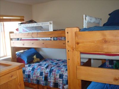 Bunk / Master Bedroom