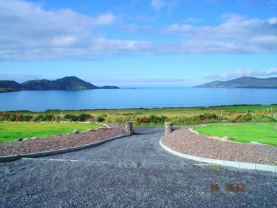 Luxury Bungalow Waterville Kerry near Sea, Beach and Mountain views