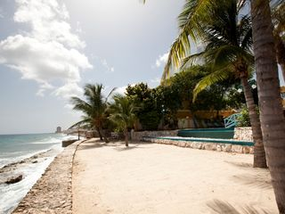 Curacao estate photo - Private Beach