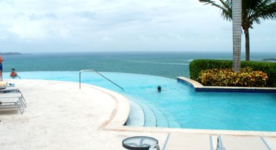 Fajardo apartment rental - Infiniti Pool