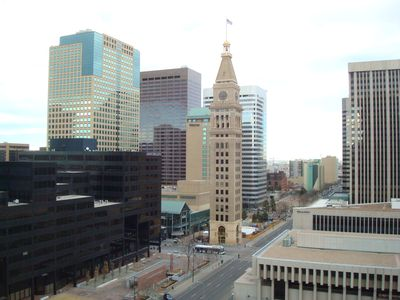 HEART OF DENVER SUITE is located in the very heart of Denver