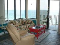 Smack Dab on the Beach*See The Gulf From Every Room* 808E