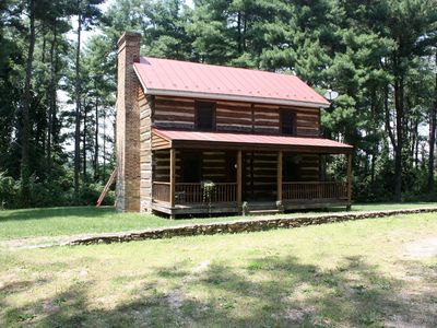 Perfect hunt box in clarke co minutes to vrbo for 4 bedroom log cabins for sale