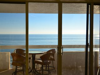 Redington Shores condo photo - View from the living room.
