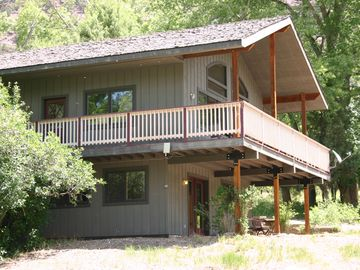 Ouray house rental