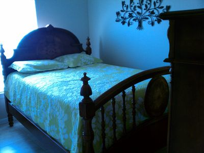 South Padre Island condo rental - Queen size bed