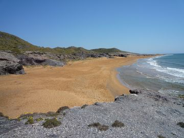 One of the best beaches in Spain, 6 miles away!