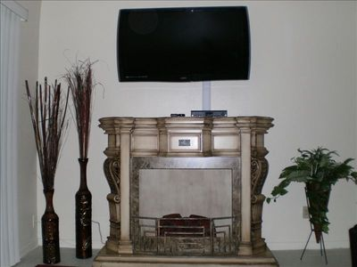 Family Entertainment Room