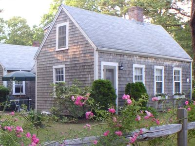Saltworks Cottage, Bass River, Massachusetts - Cape Cod