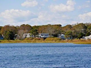 Oak Bluffs cottage photo - The Hideaway Is Part Of A Quiet Farm Pond Waterfront Community