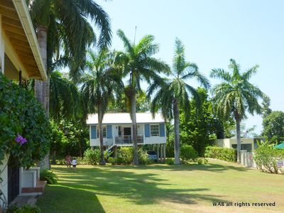 Boscobel villa rental