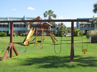 Sunnyside condo photo - Playground for active children to have fun!