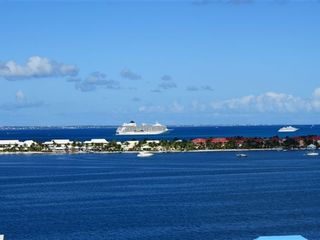 Pointe Pirouette condo photo - View from bedroom balcony-Anguilla on the horizon
