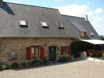 Le Ferre farmhouse rental - La Ferme - main house