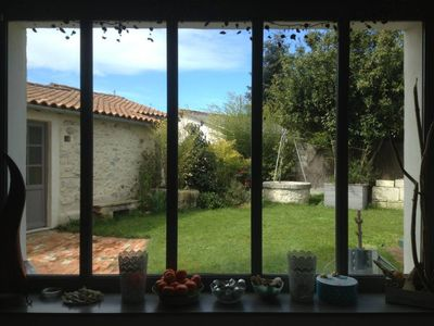 Charente house with private garden
