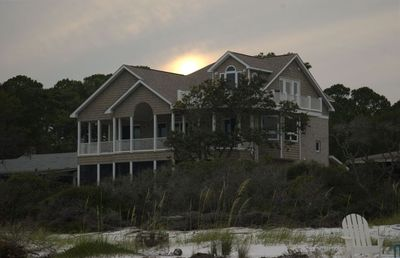 Large, 3 Story, Beach House Just Steps Away from Pristine St. Teresa Beach