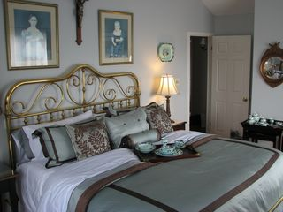 Dripping Springs house photo - Venetian Bedroom
