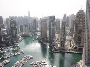 Dubai Marina & Al Sufouh apartment rental