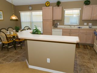Indian Creek villa photo - Spacious cooking area with plenty of utensils and cookware