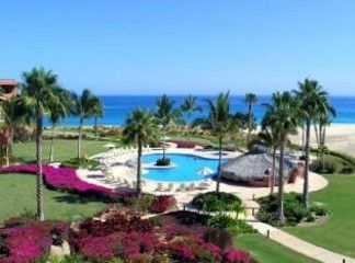 Cabo San Lucas condo rental - main pool