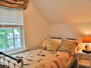 Edgartown house photo - Bedroom #5 - Twin Bed. Third Floor