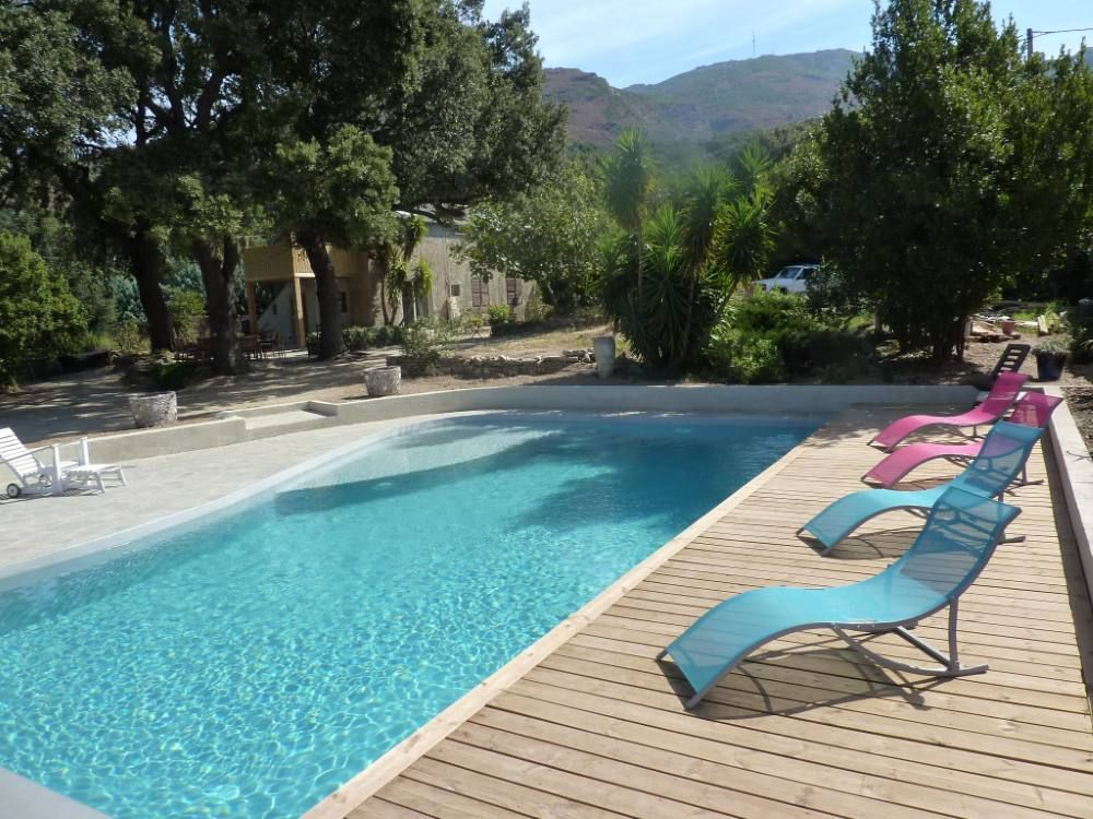 Peaceful apartment, with terrace , Bastia, Corsica