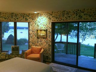 Master Bedroom - Walkout Patio - Lakeview