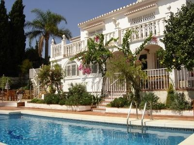 Mijas villa rental - Private Pool