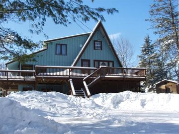 Wilmington house rental - Outside view-5BR Four Season Home Near Mount Snow