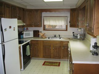 Margaretville cabin photo - Great Kitchen!