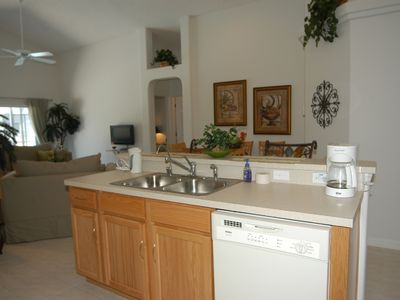 Glenbrook Resort villa rental - Kitchen