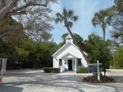Captiva Island cottage rental - Beautiful Chapel by the Sea on Captiva Island