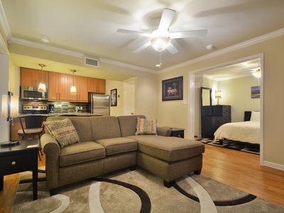 Austin Living - This open concept floor plan is great for entertaining.